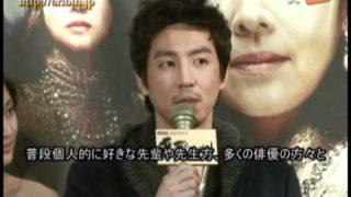 韓流俳優:チェ・ウォニョン(최원영)とは?