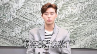 韓流俳優:パク・ソジュン(박서준)とは?